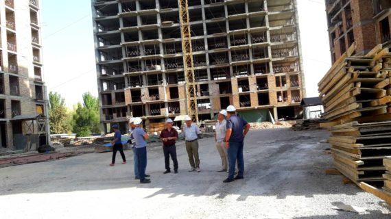 Функционирование отдела продаж строительных компаний в рыночных условиях