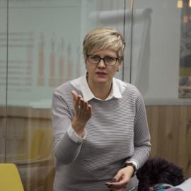 Роль HR-специалиста в организации. Тренинг Е. Машуковой