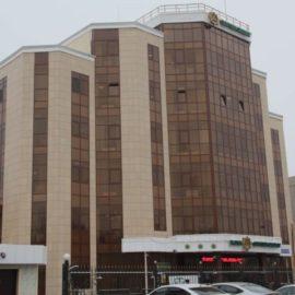 Как получить контракт и построить региональный головной офис банка во время кризиса