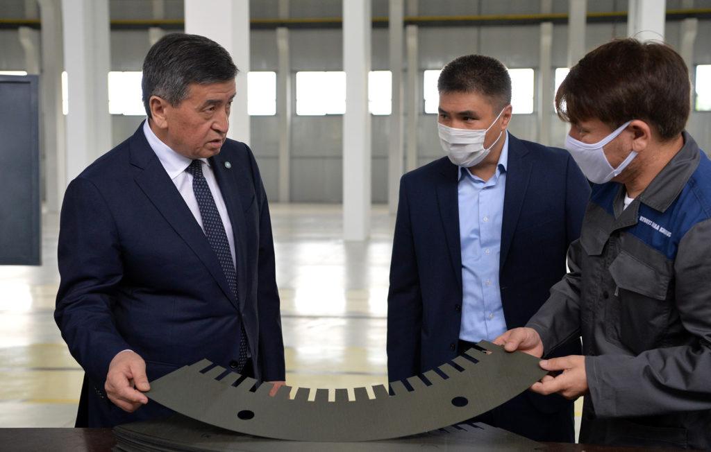 автомобильная промышленность, ихлас, холдинг ихлас, ош, автосборочный завод, автозавод, кыргыз унаа курулуш, зеленая энергетика, консалтинг, консалтинговая компания, стройбезпотерь, машиностроение, президент кыргызстана, кыргызстан, сооронбай, жээнбеков, сооронбай жээнбеков, экологичность проекта, эксперты, эксперты по строительству