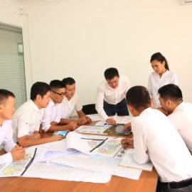 Разработка стратегии развития строительной компании